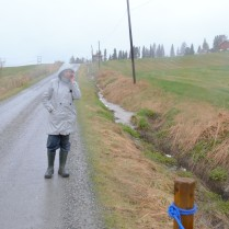 Tilstanden rapporteres til tørrere deler av landet
