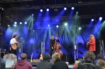 Odd Nordstoga og Ingebjørg Bratland sang stemningsfullt