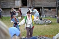 Juli: Bygdespel i Tylldalen