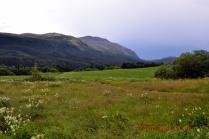 Tronfjell sett fra Tylldalen