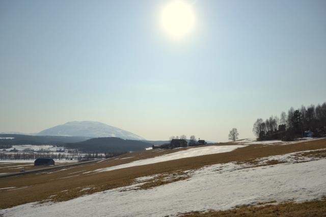 Storeggen og Tronfjell