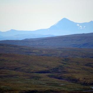 Alvdal Vestfjell med Sølenkletten