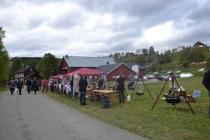 Lokalmatfestival på Tolga