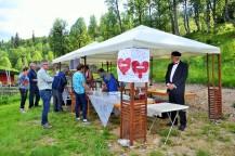 Tradisjonen tro er vi på sæteropera i Svarthammerlia første helg i juli