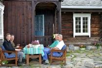 Danmark og Tyskland i forening på Storeggensommeren