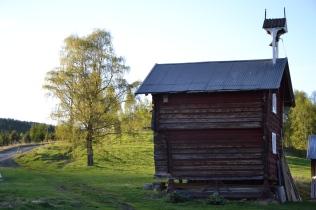 Stabburet har nok i tidligere tider vært fylt av spekeskinker, fenalår, pølser og andre godsaker