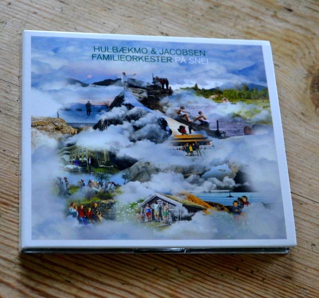 Løp og kjøp, CD`n På snei