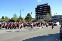 Korpsparade