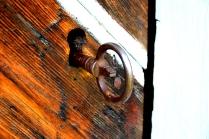 Stabbursnøkkelen står i døra, og snart kan sommergjester som måtte ønske det overnatte her inne